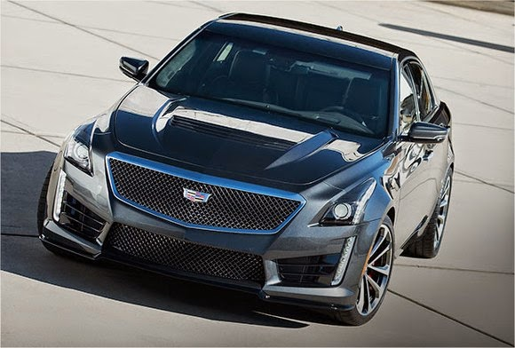 2016 Cadillac CTS-V Reviews