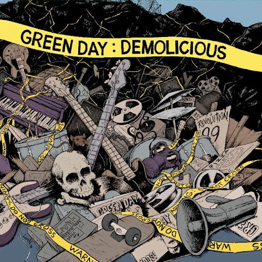 Baixar CD Green Day – Demolicious (2014)
