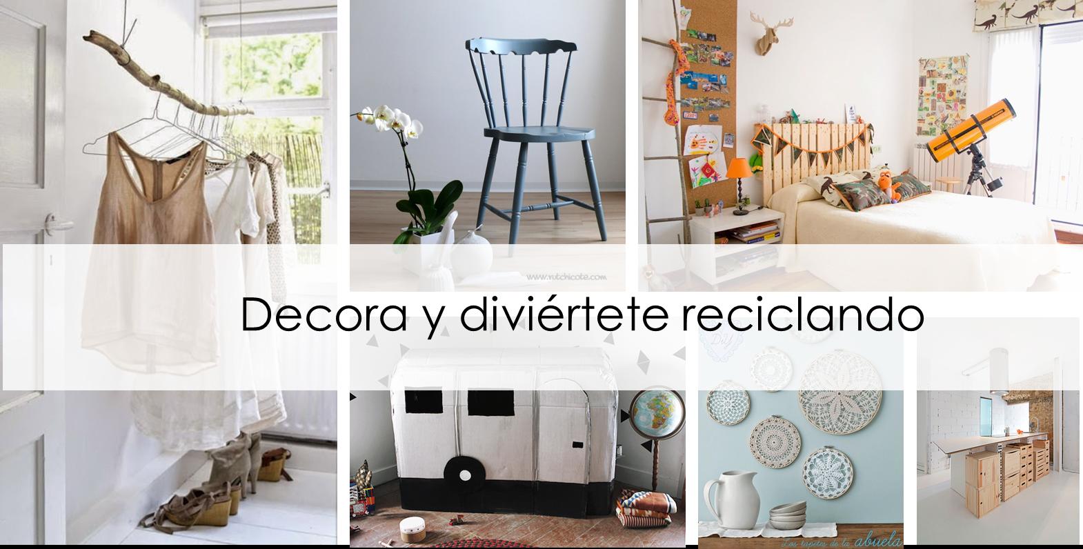 Ideas para decorar un estudio - Como decorar reciclando ...