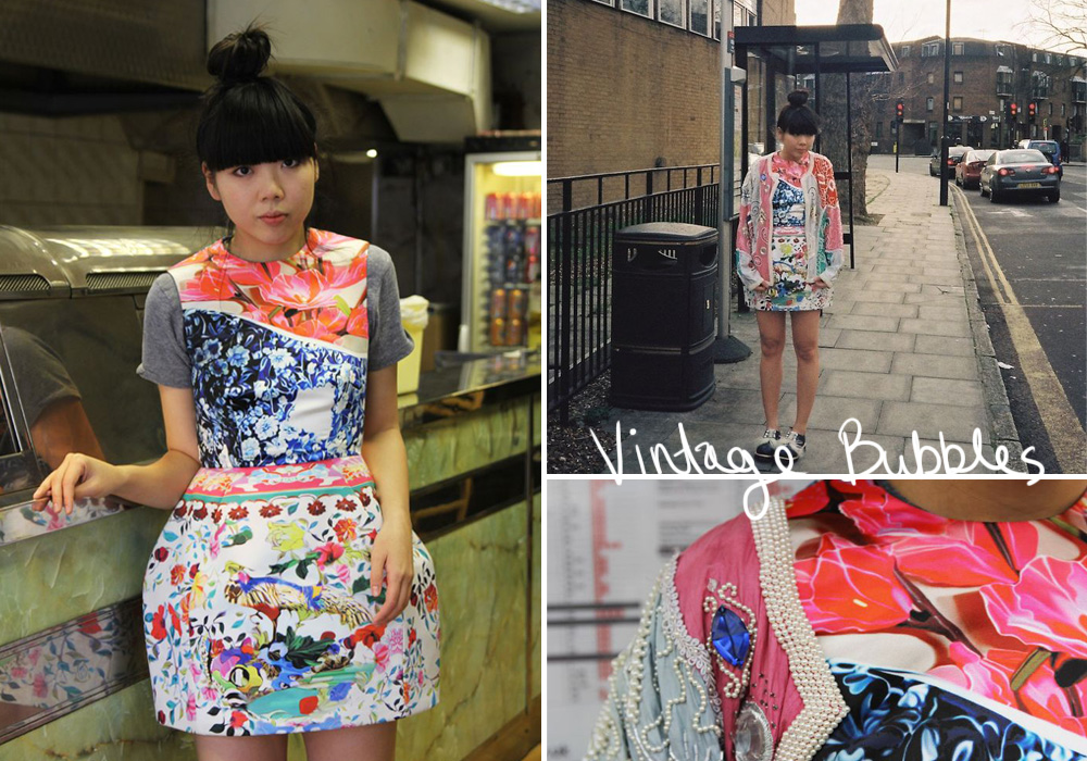Wearing Vintage [Susie Lau aka Style Bubble]
