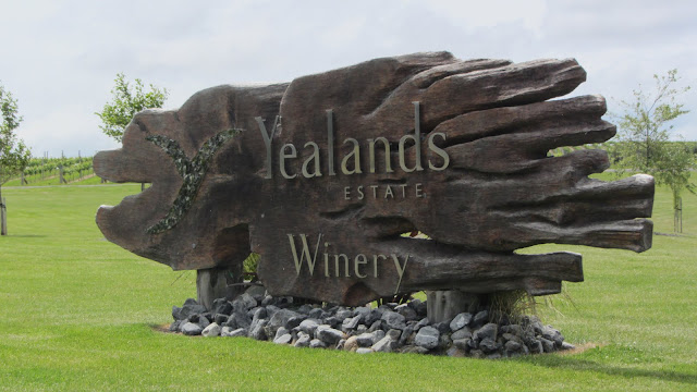 Peter Yealands - environmentally conscious wine producer near Marlborough.