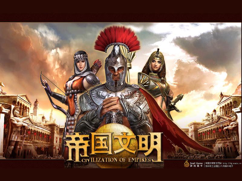 Hình nền Thời Đại Văn Minh phiên bản Trung Quốc - Ảnh 3