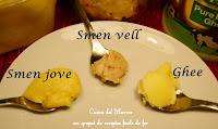 L'smen marroquí i el ghee, la mantega clarificada