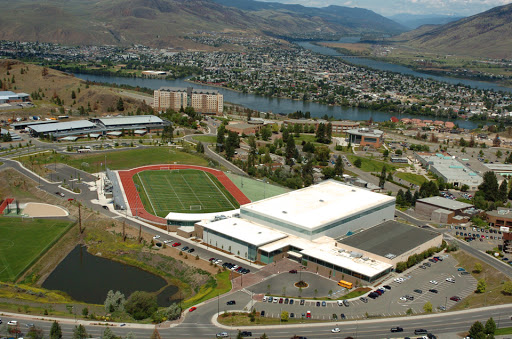Tournament Capital Centre, 910 McGill Rd, Kamloops, BC V2C 6N6, Canada, Community Center, state British Columbia