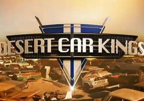 Królowie Szos / Desert Car Kings (2011) PL.TVRip.XviD