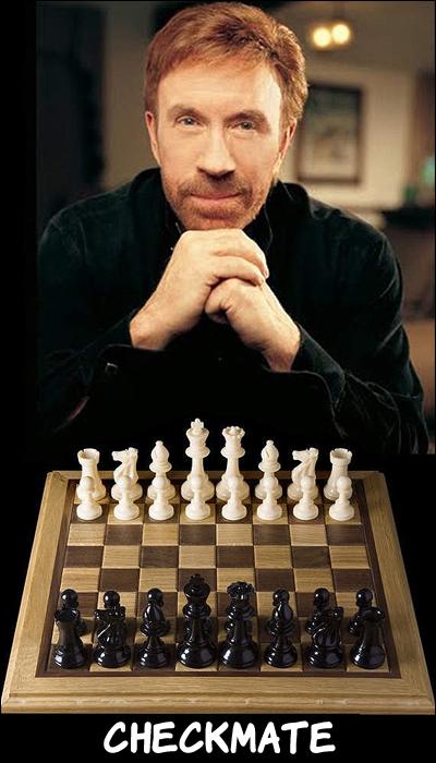 checkmate Ouse tentar jogar