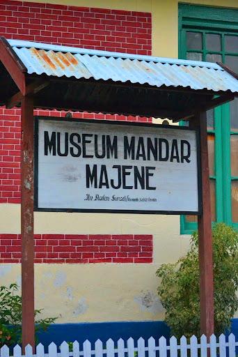 mandar museum majene