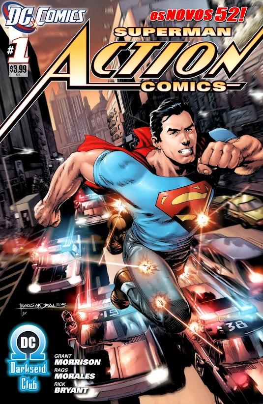 Action Comics (Os Novos 52)