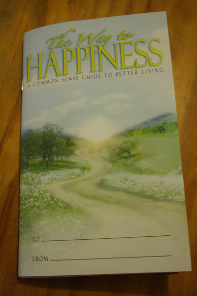 scientology booklet