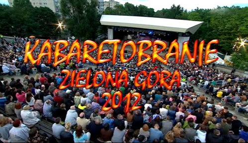 Kabaretobranie 2012 - 4. Zielonogórska Noc Kabaretowa (2012) PL.TVRip.XviD / PL