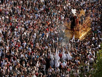 Sevilla, Севилья, Пасха, Страстная неделя, Semana santa, pascua, Gandia, España, Испания, Чистый четверг, крестный ход, CostablancaVIP