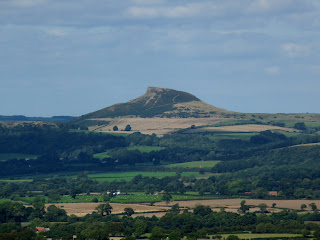 Roseberry Topping from Claybank