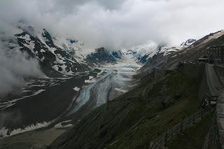 Pogled na ledenjak
