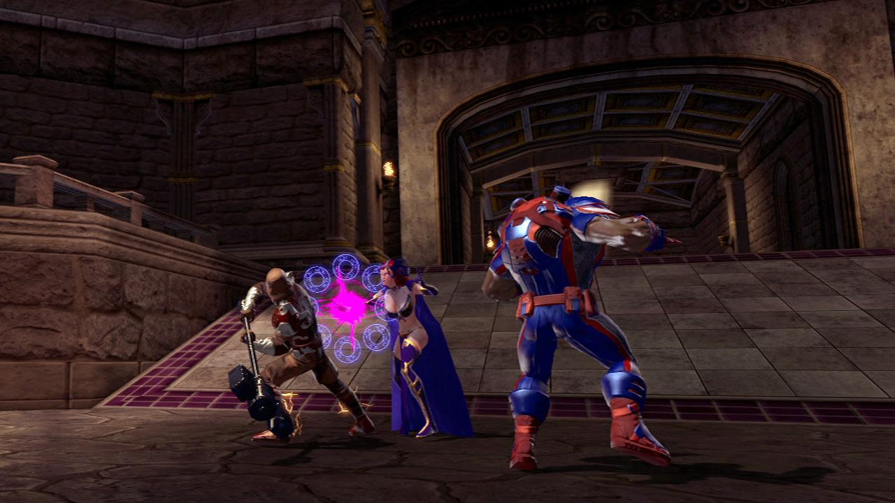 Khám phá DC Universe Online: Circe - Ảnh 9
