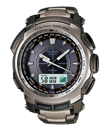 Casio Protrek : PRG-510GB