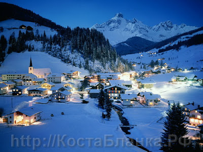 Austria, Австрия, КостаБланка.РФ