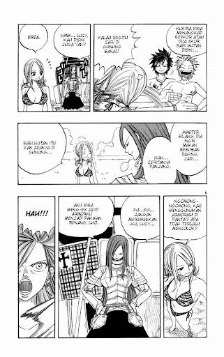 Manga Komik Fairy Tail 22: omake page 5