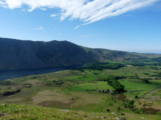 Greendale - Wastwater and the Screes