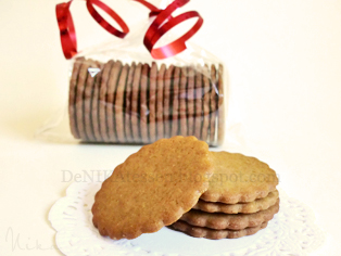 pepparkakor ginger thins