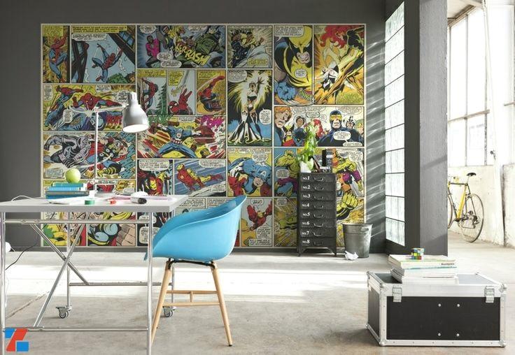 iZdesigner.com - Thiết Kế Nội Thất Theo Phong Cách Pop Art Là Gì