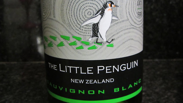 Penguins and Sauv Blanc...two of our favorite things!