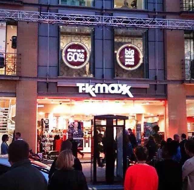 Covent Garden TK Maxx Store Review