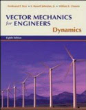 Text: Vector Mechanics for Engineers: Dynamics. Description: Picture of Aaron's Dynamics Of Machinery text book.