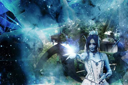 Đón Halloween sớm với Morgana Oan Hồn Cô Dâu