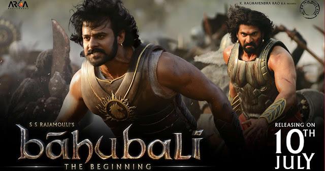 Bahubali: The Beginning 2015