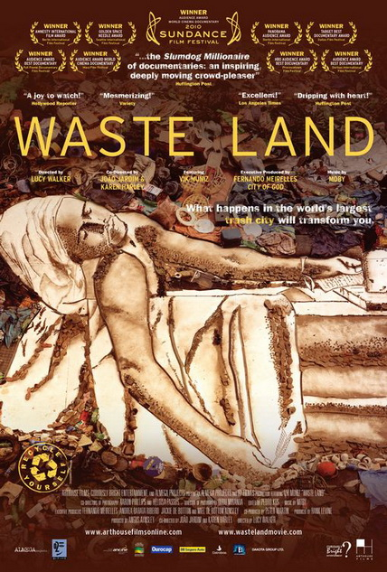 ¶mietnisko / Waste Land (2010) PL.TVRip.XviD / Lektor PL