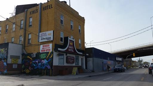 Kings Hotel, 114 Higgins Ave, Winnipeg, MB R3B 0B4, Canada, Hotel, state Manitoba
