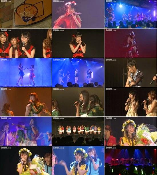 """(LIVE)(公演) SKE48 チームKII """"ラムネの飲み方"""" 高柳明音の生誕祭 141201 & 141219"""