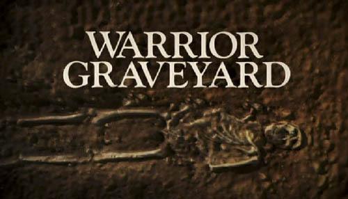 Cmentarzysko wojowników/ Warrior Graveyard (2011) PL.TVRip.XviD / Lektor PL