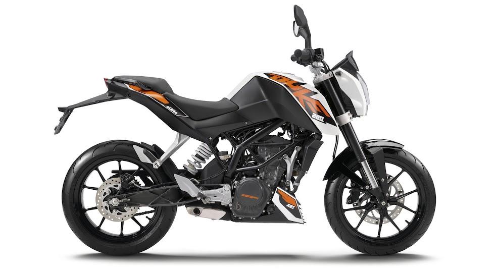 KTM 200 DUKE 2015 - Spesifikasi Lengkap dan Harga