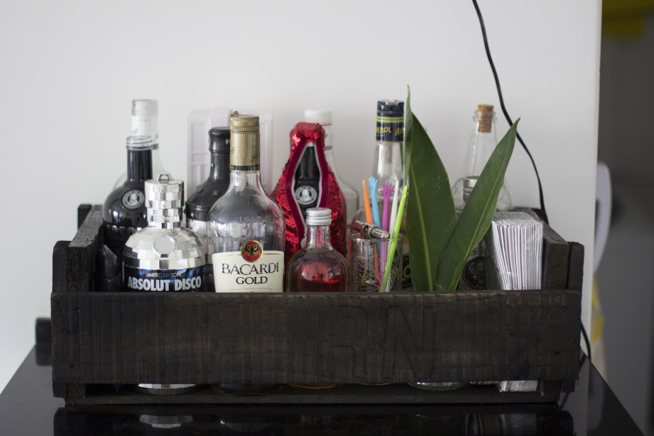 Home Improvements: Bar Crate