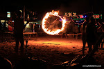 Phi Phi islands - Fire show / Острова Пхи Пхи - фаер шоу