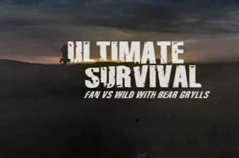 Szko³a przetrwania  Fani w dziczy / Ultimate survival Fan vs wild with Bear Grylls (2010) PL.TVRip.XviD / Lektor PL