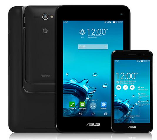 Asus PadFone mini (Intel) - Spesifikasi Lengkap dan Harga
