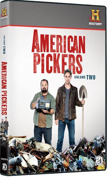 Ameryka?scy Zbieracze / American Pickers (Season 2) (2010) PL.TVRip.XviD / Lektor PL