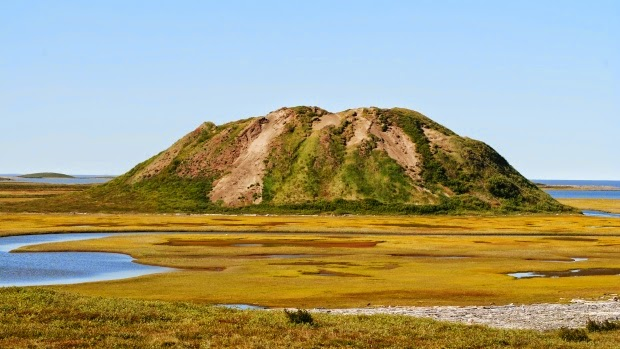 Permafrost thaw threatens Arctic archaeological sites