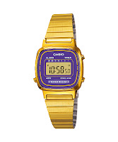 Casio Standard : LA-670WGA
