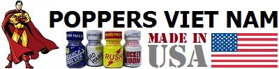 Thuốc ngửi Poppers USA chính hiệu tại Việt Nam