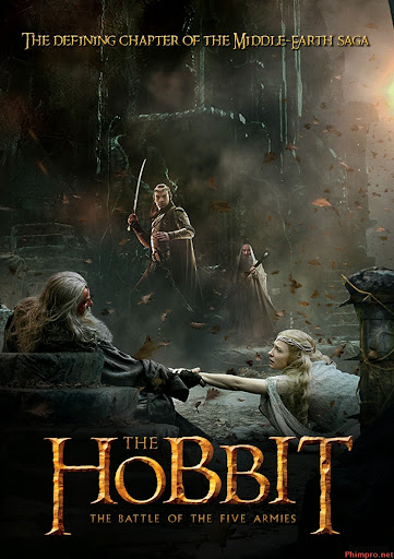 Phim  Người Hobbit: Trận Chiến 5 Đạo..