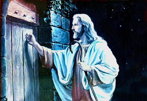 Chúa gõ cửa
