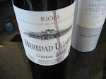 Wine of the Rioja region