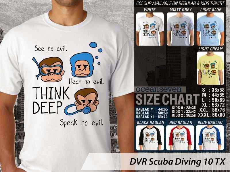 Kaos DVR Scuba Diving 10 TX distro ocean seven