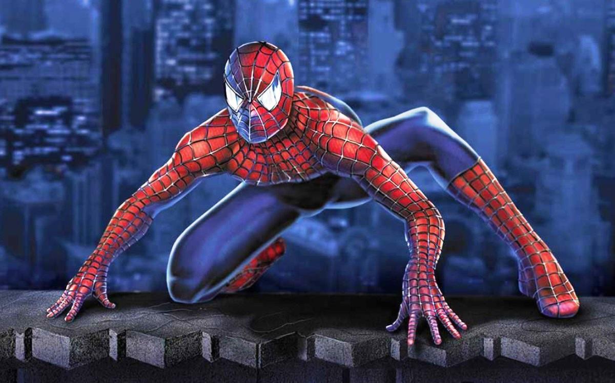 Человек паук мульт 28 фотография