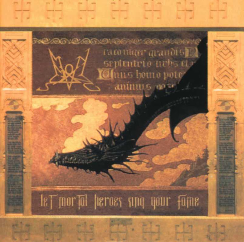 Summoning - 2001 - Let Mortal Heroes Sing Your Fame