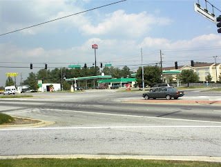 Possible environmental problems noted during Phase I - Adjacent Property Uses