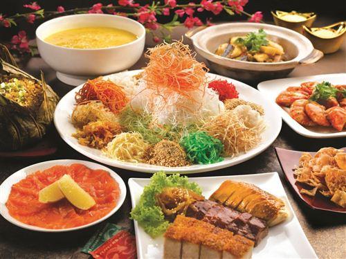 best chinese new year reunion dinner menu